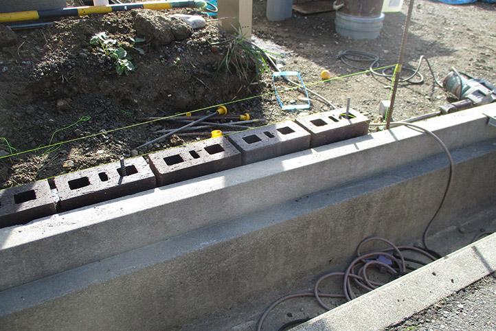 神戸市西区H様邸の施工中の様子25