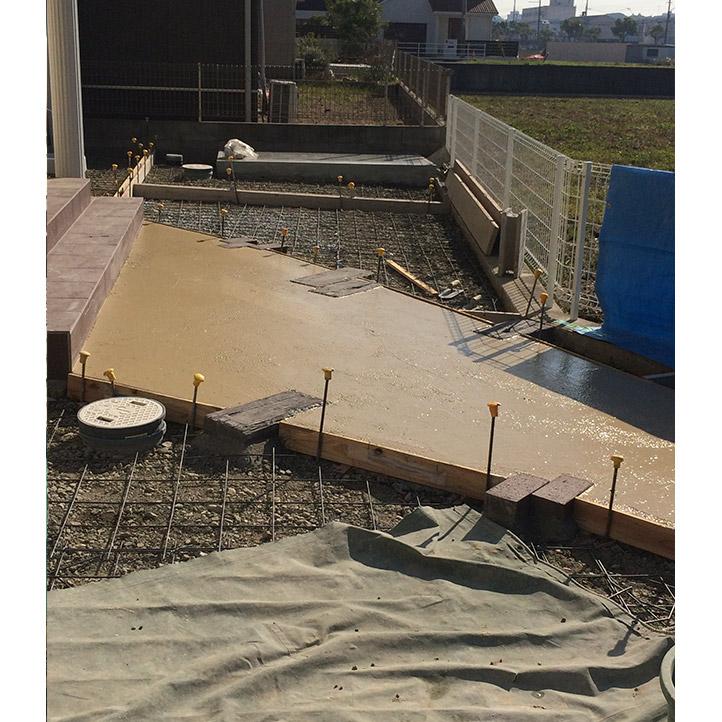 神戸市西区H様邸の施工中の様子51