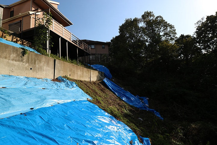 神戸市西区S様邸の施工前・施工中の様子15