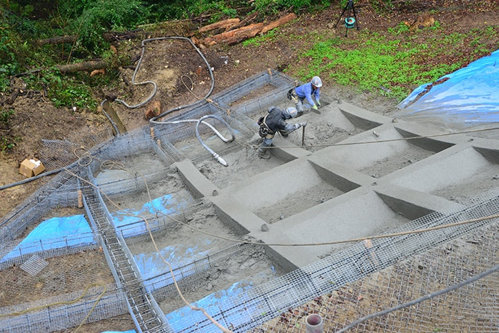 神戸市西区S様邸の施工前・施工中の様子27