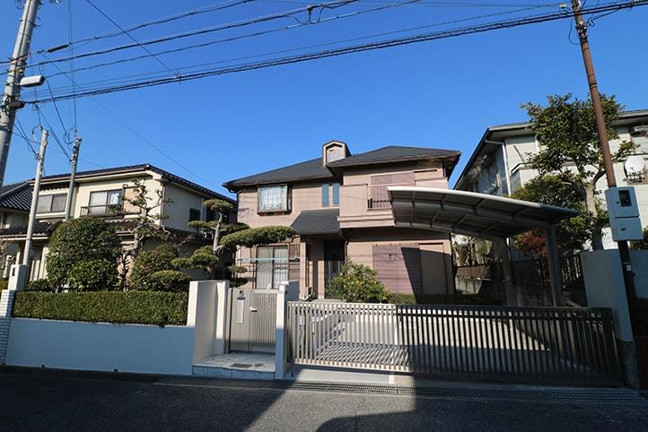 神戸市西区M様邸の完成写真2
