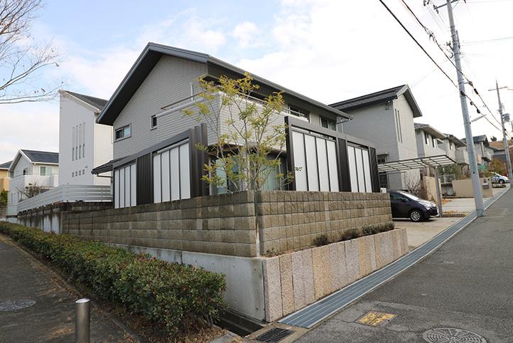 神戸市西区I様邸の完成写真1