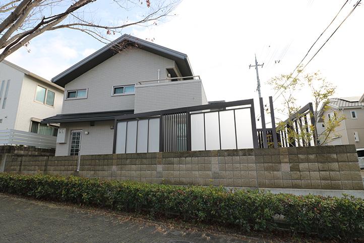 神戸市西区I様邸の完成写真2