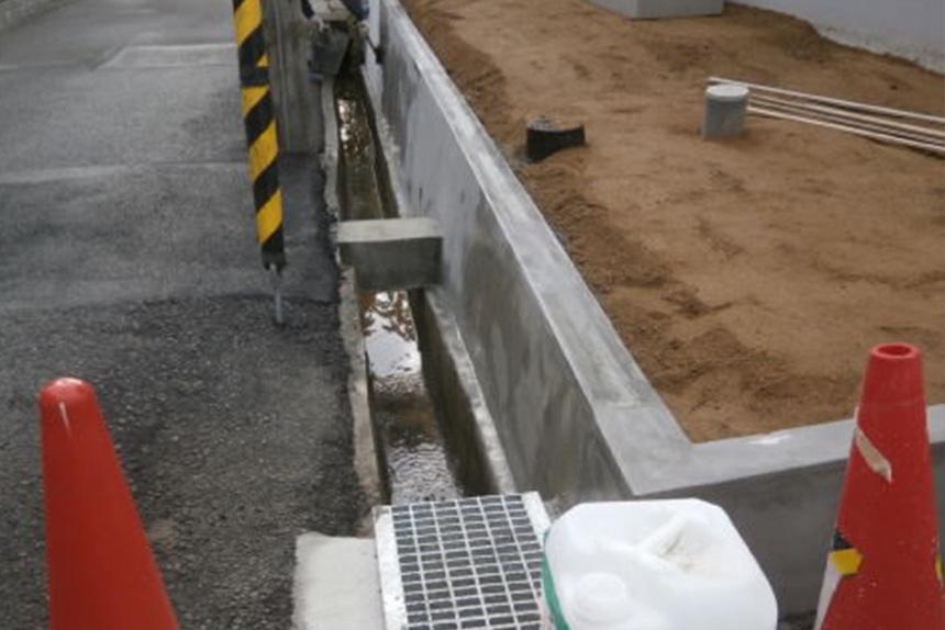 神戸市垂水区 S様邸の施工中の様子18