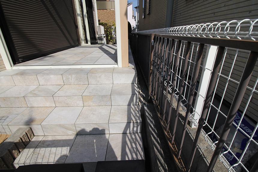 神戸市垂水区 S様邸の施工中の様子16