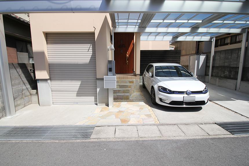 神戸市西区F様邸の完成写真1