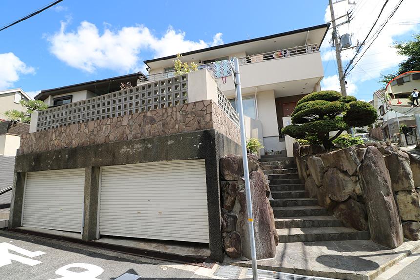 神戸市垂水区Y様邸の完成写真1