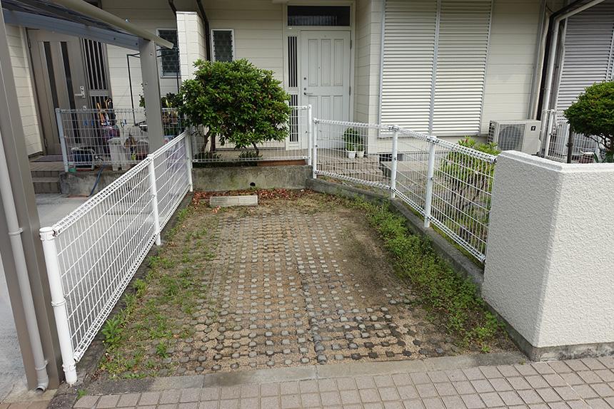 神戸市西区 A様邸の施工前写真1