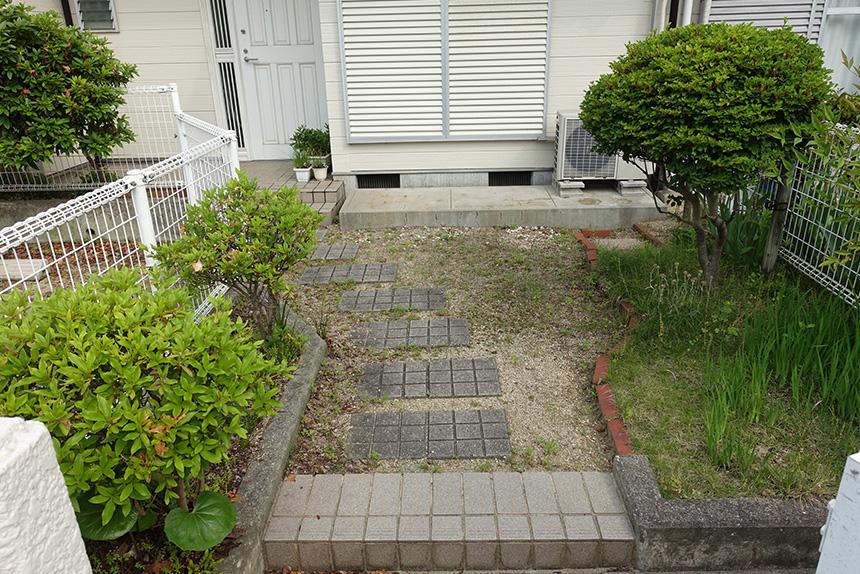 神戸市西区 A様邸の施工前写真2
