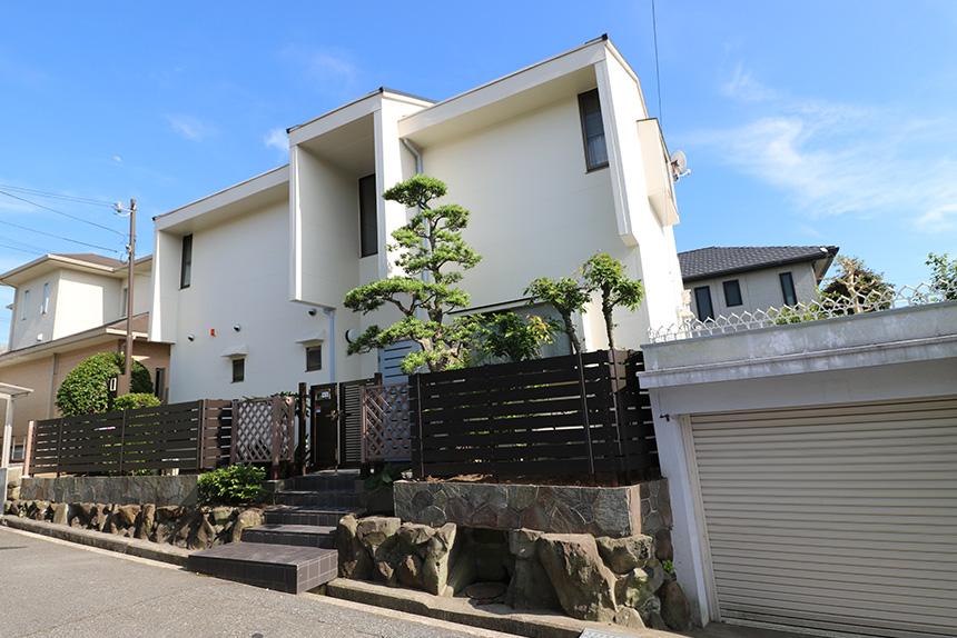 神戸市須磨区Y様邸の完成写真1