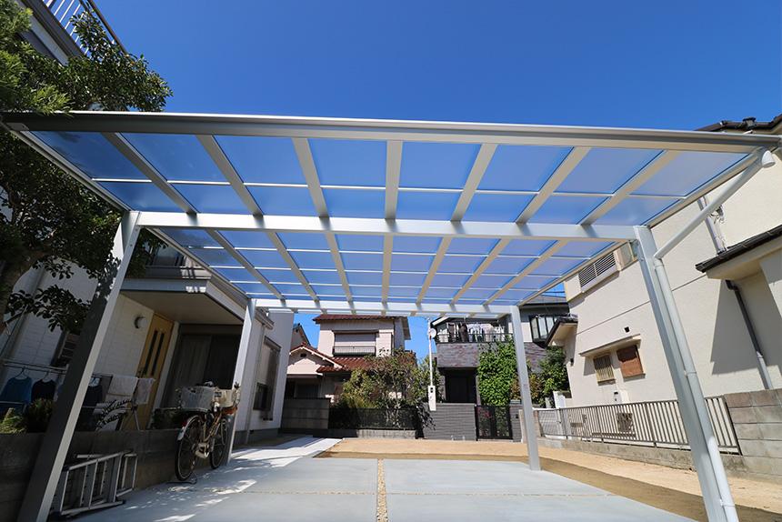 神戸市垂水区M様邸の完成写真1