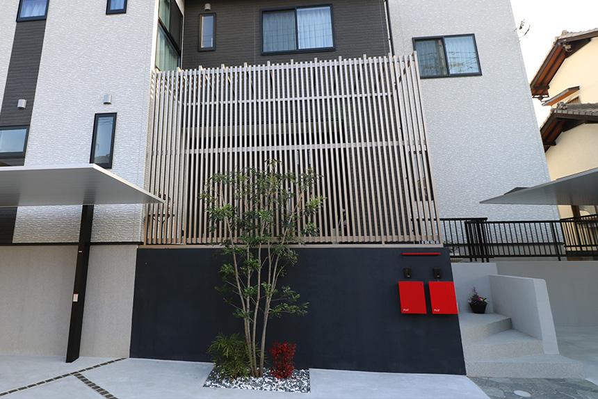 神戸市垂水区E様邸の完成写真1