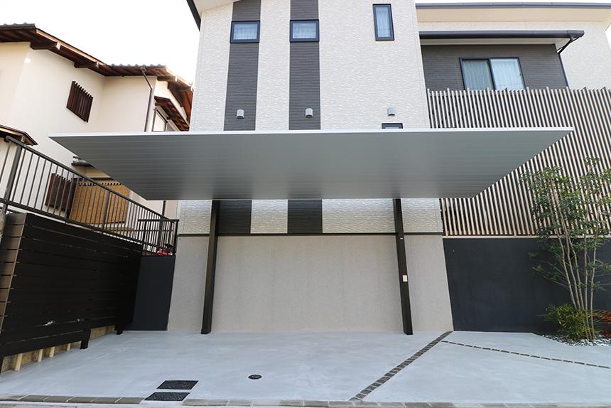 神戸市垂水区E様邸の完成写真2