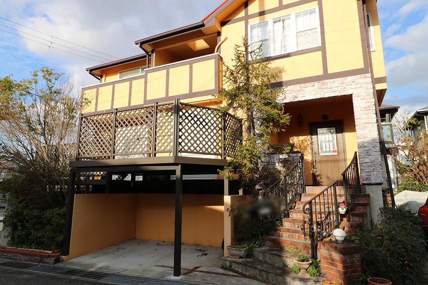 神戸市須磨区Y様邸の完成写真2