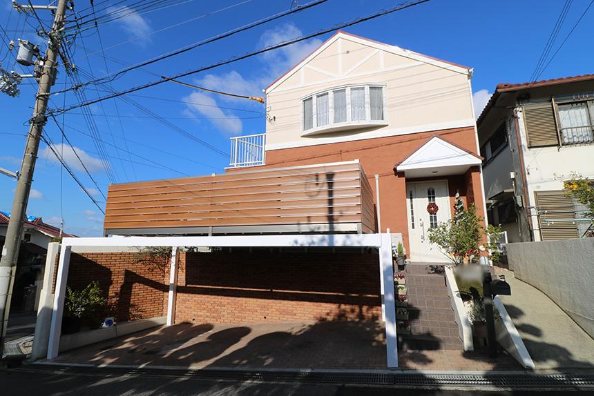 神戸市垂水区 F様邸の完成写真2