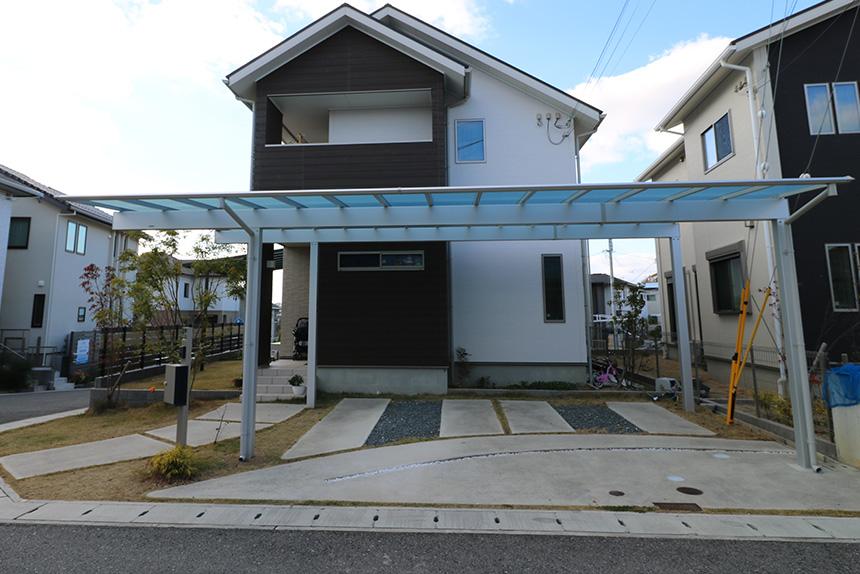 神戸市垂水区O様邸の完成写真1