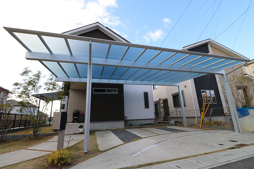 神戸市垂水区O様邸の完成写真2