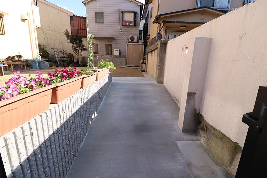 神戸市垂水区M様邸の完成写真2