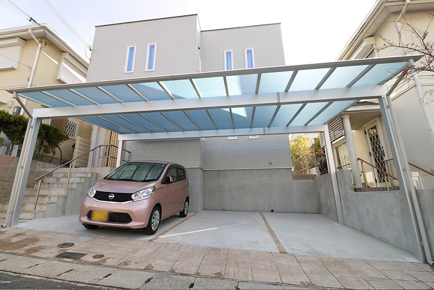 神戸市須磨区 M様邸の完成写真3
