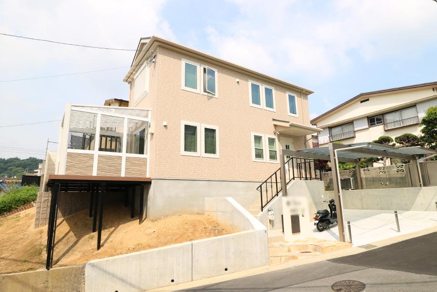 神戸市須磨区 H様邸の完成写真6
