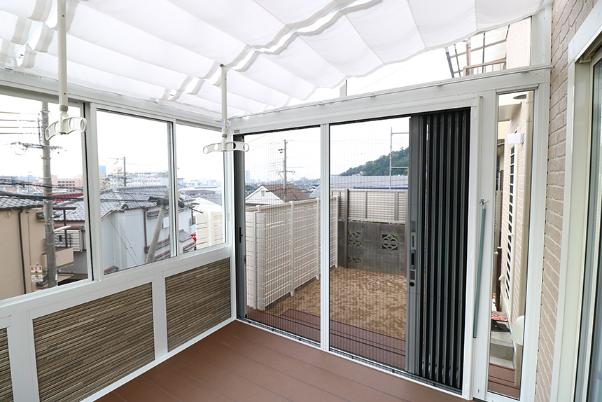 神戸市須磨区 H様邸の完成写真8