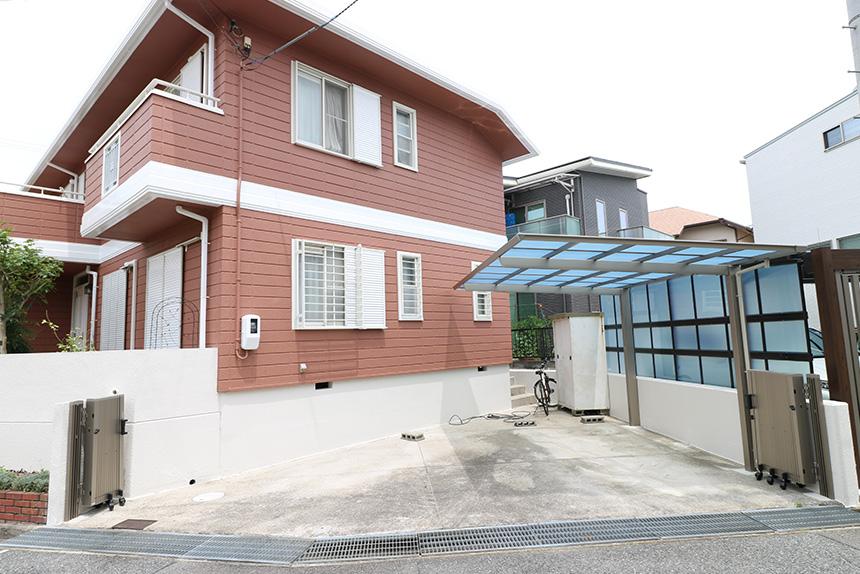 神戸市西区M様邸の完成写真4