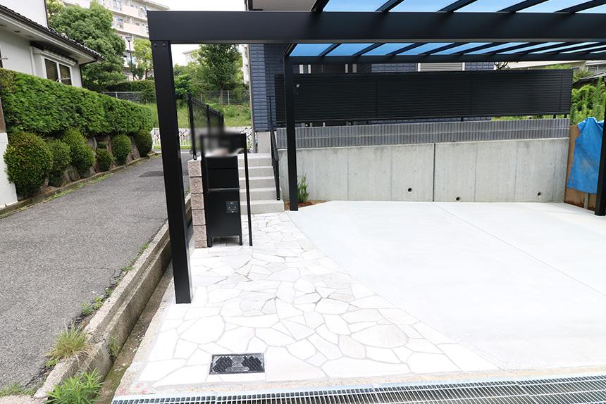 神戸市垂水区 T様邸の施工前写真2