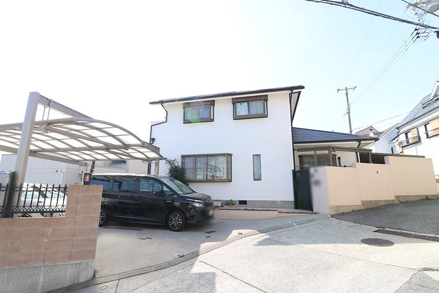 神戸市垂水区 I様邸の完成写真2
