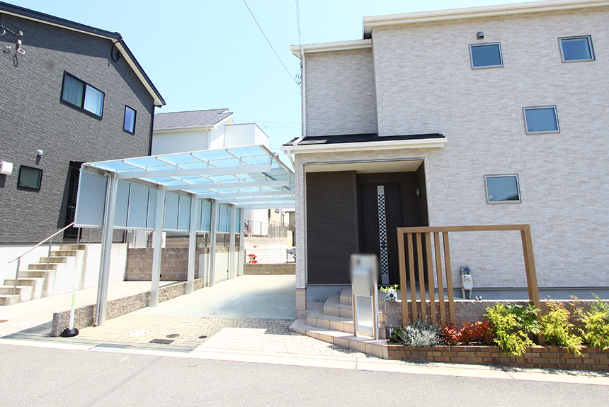 神戸市須磨区 S様邸の完成写真1