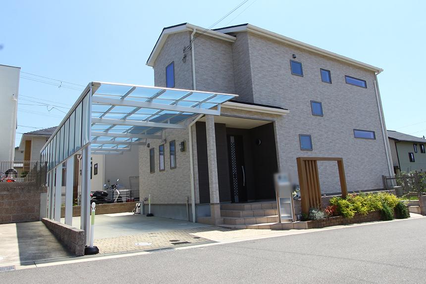 神戸市須磨区 S様邸の完成写真2