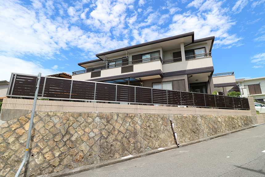 神戸市垂水区Y様邸の完成写真6