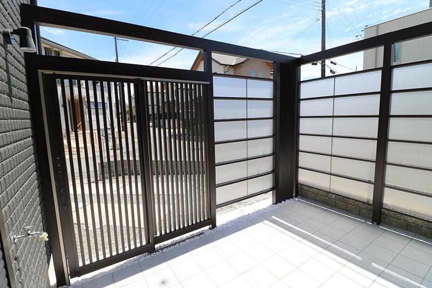 神戸市西区H様邸の施工中の様子1