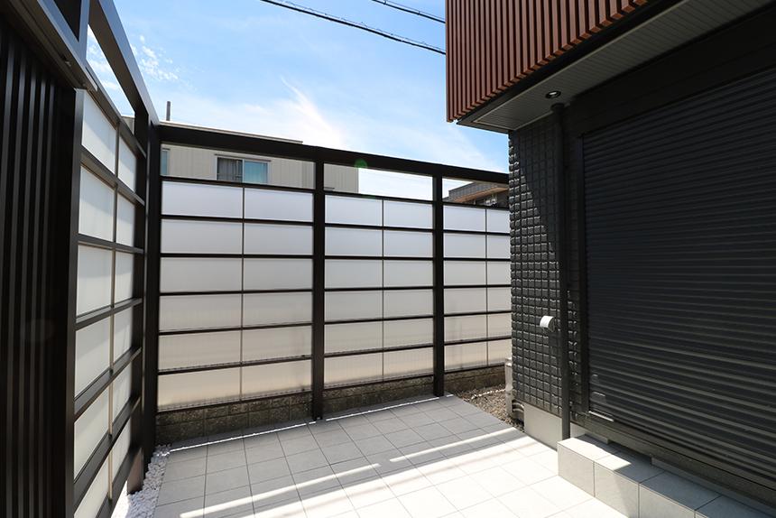 神戸市西区H様邸の施工中の様子3