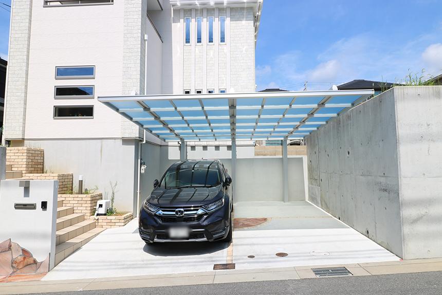 神戸市須磨区 A様邸の完成写真1