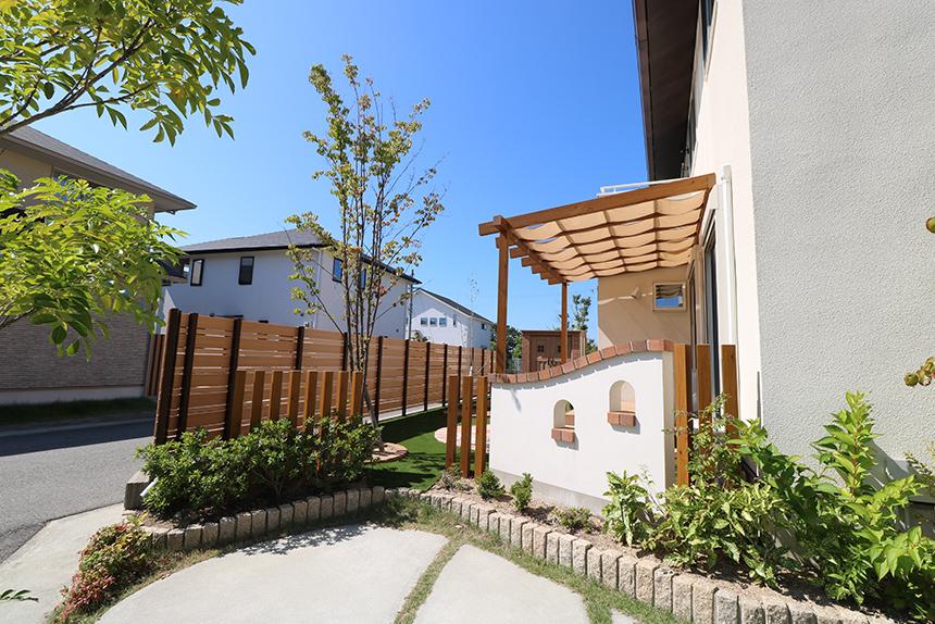 神戸市垂水区 S様邸の完成写真1