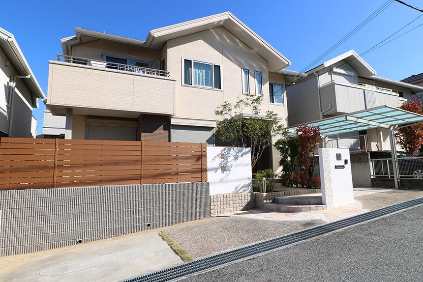 神戸市西区F様邸の完成写真3