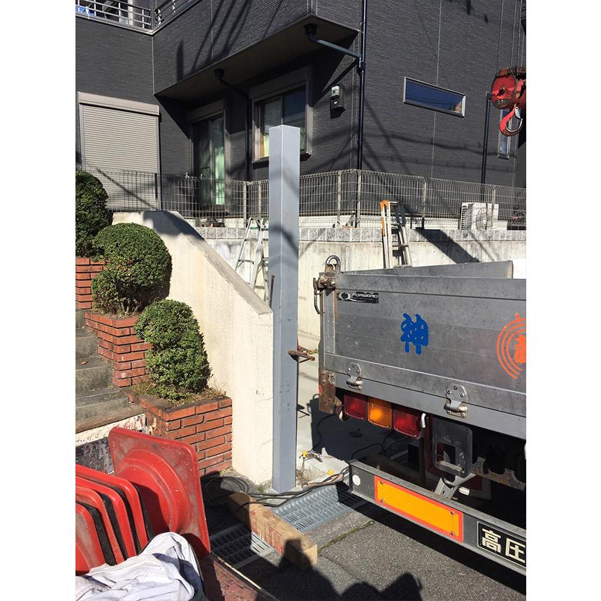 神戸市北区 I様邸の施工中写真14