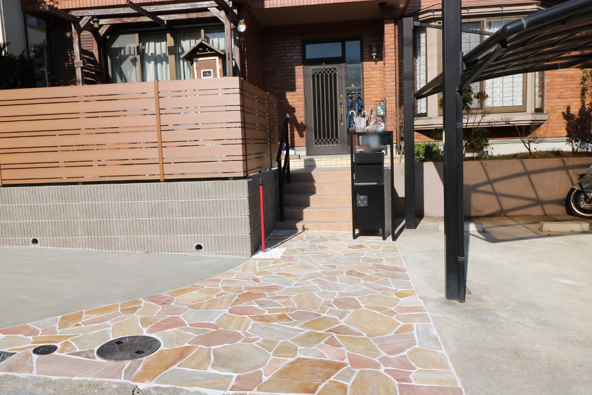 神戸市西区 S様邸の完成写真1
