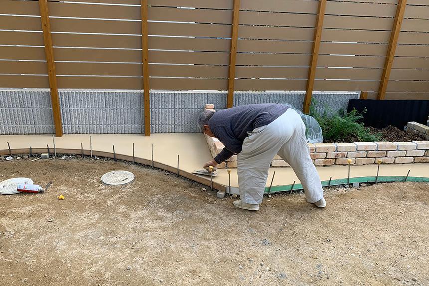 神戸市西区 T様邸の施工中写真10