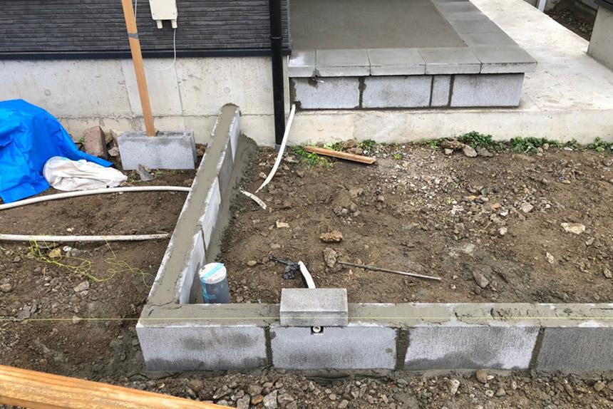 神戸市須磨区O様邸の施工中写真31