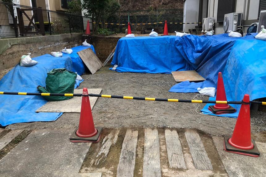 神戸市西区U様邸の施工中写真25