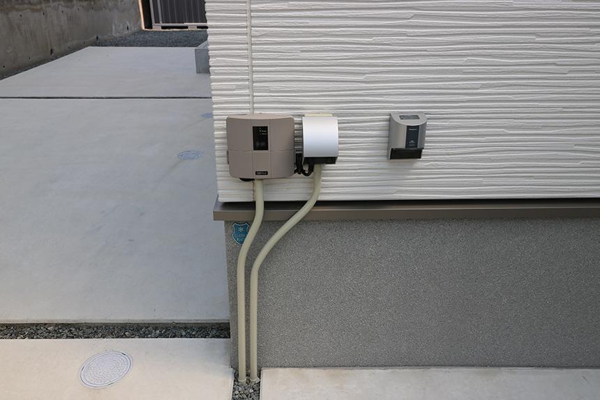 神戸市須磨区 I様邸の施工中写真5