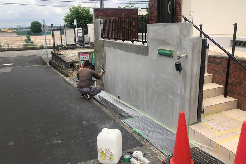 神戸市西区 T様邸の施工中写真16
