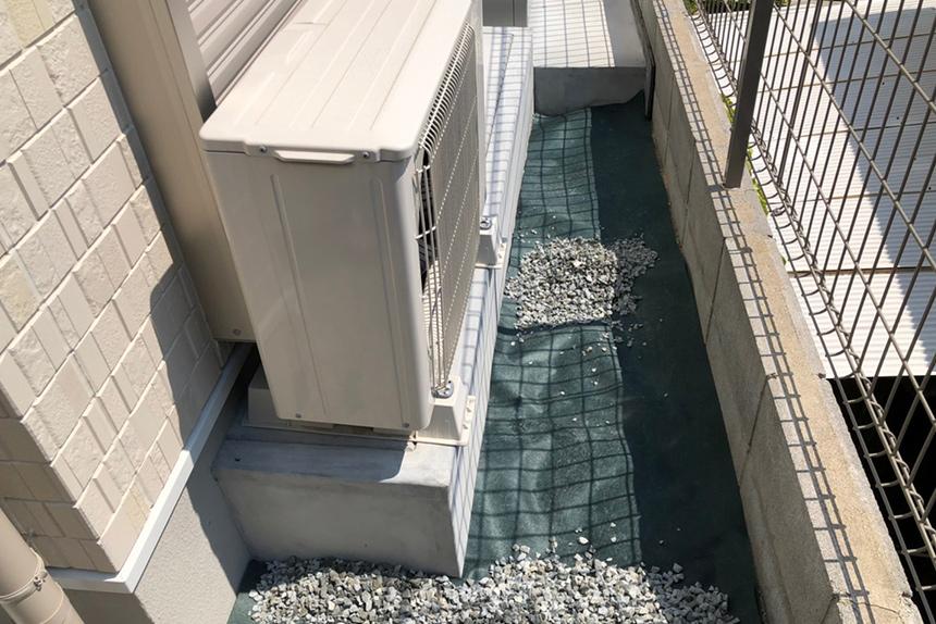 神戸市垂水区 S様邸の施工中写真6