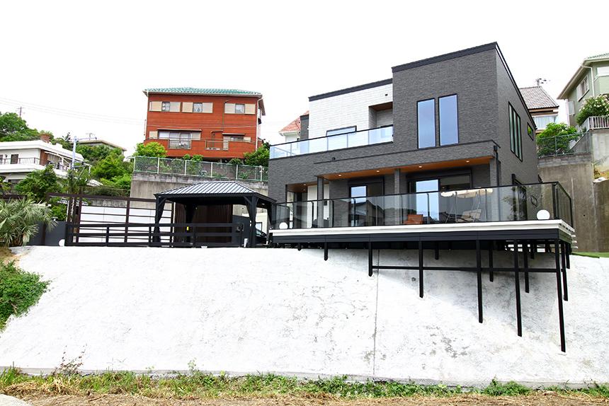 神戸市須磨区O様邸の完成写真1