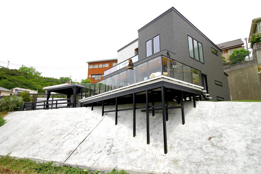 神戸市須磨区O様邸の完成写真2