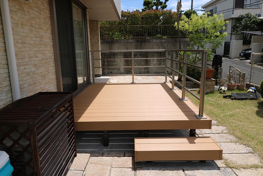神戸市垂水区 K様邸の完成写真1