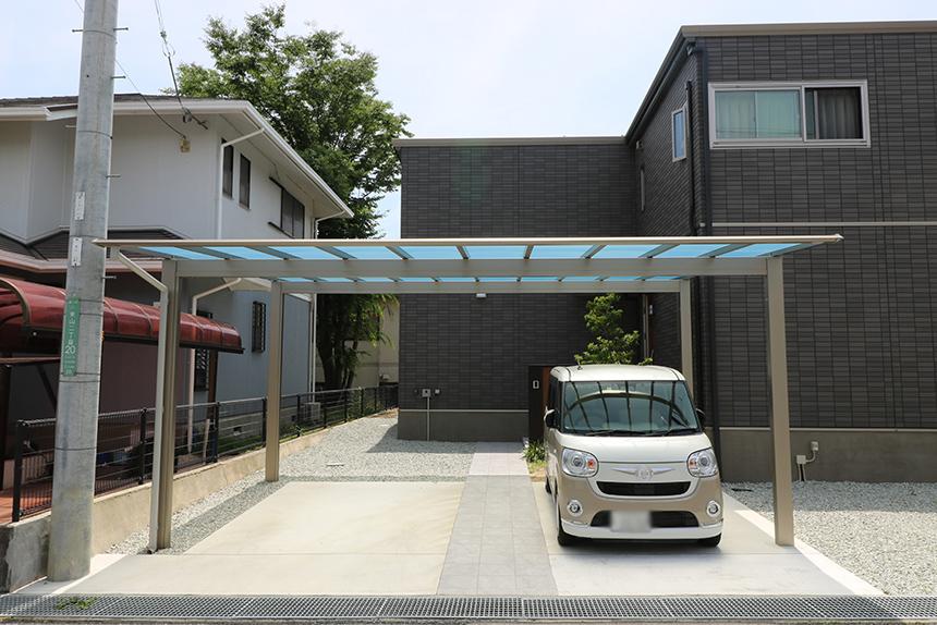 神戸市垂水区U様邸の完成写真1