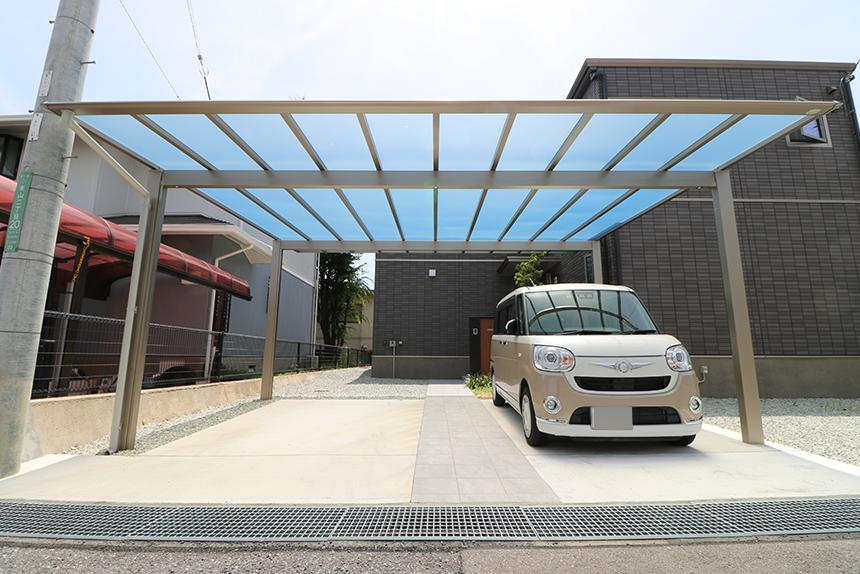 神戸市垂水区U様邸の完成写真2