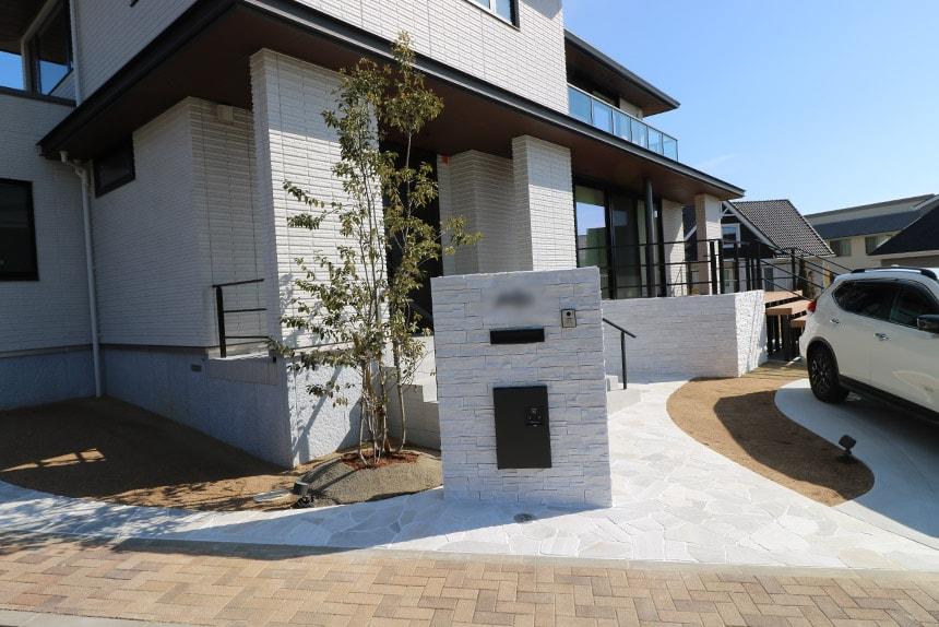 神戸市垂水区 A様邸の完成写真1